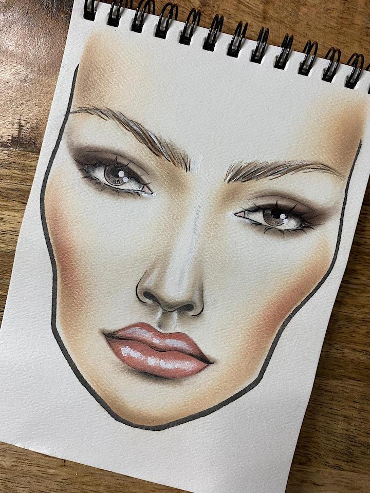 MAC Makeup Masterclass - Minimalist to Maximalist... Eyes have No Limit image