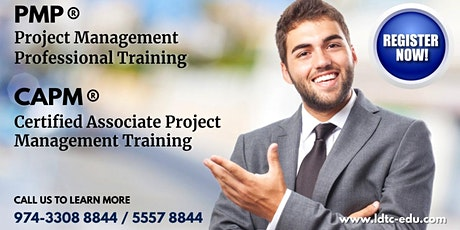 Free Certified Project Manager Exam Preparation Course (DEMO CLASS 2) tickets
