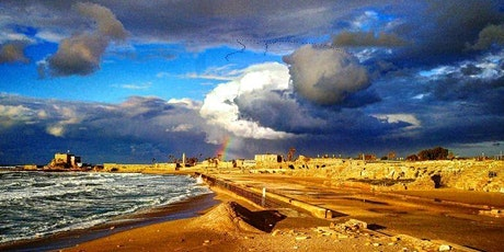 Amazing Jerusalem virtual tour of Caesarea tickets