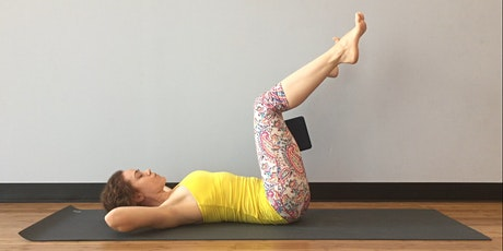 Core Strength Yoga Movement (Pay-What-You-Can) Weekly Class tickets