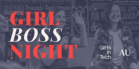 Girl Boss Night (in person +  virtual): Kick your workplaces worst habits tickets