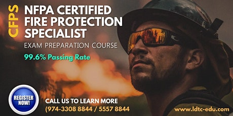 Free Certified Fire Protection Specialist Webinar (DEMO CLASS 2) tickets
