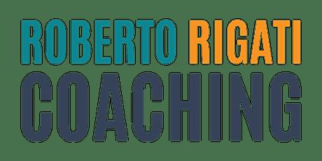 Essere un coach prossemico biglietti