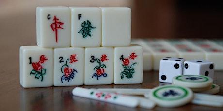 Mahjong for Beginners - Adult Program tickets