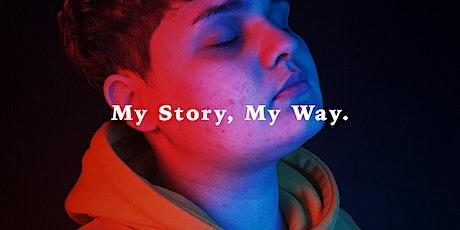 My Story, My Way : Free LGBTQ+ Workshop tickets