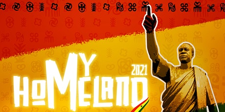 MY HOMELAND GHANA 2021 WEEKEND ~ KUAMI EUGENE X JUPITAR X DAVIDO x G4 BOYZ tickets