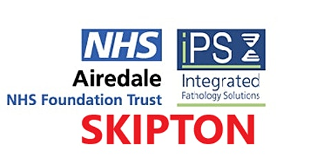 Week commencing 17th May- Skipton Dyneley House Surgery phlebotomy clinic tickets