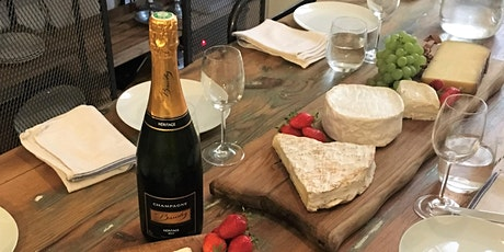 French Cheese Fundamentals - Pairing tickets