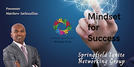 Let's Network at the Springfield Ignite Networking Group tickets
