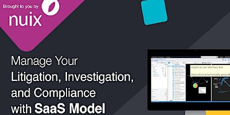Manage Your Litigation, Investigation and Compliance with SaaS Model tickets