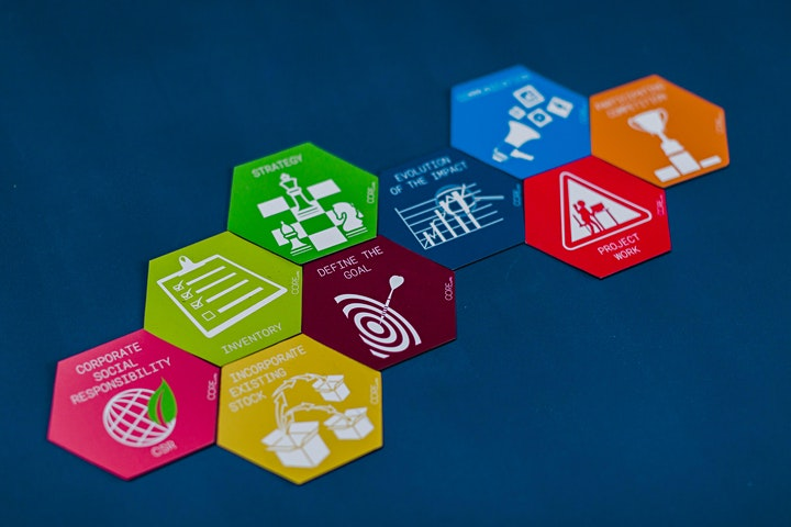 CSR- Shaping economic responsibility for sustainable success.: Bild