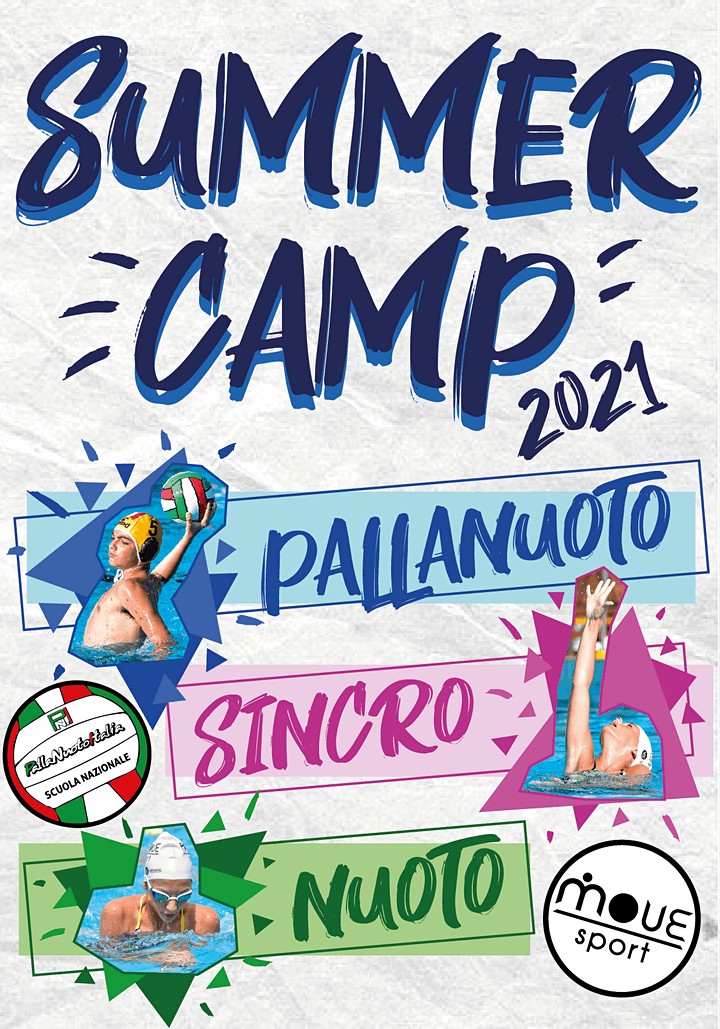 Immagine SUMMER CAMP 2021 - Sincro