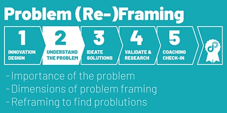 Problem (Re-)Framing (2x2h, online) tickets
