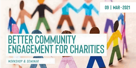 Better Community Engagement for Charities tickets