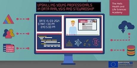 Upskilling (young) professionals in Data Analysis and Data Stewardship tickets