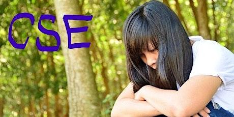 CSE  Understanding Child Sexual Exploitation tickets
