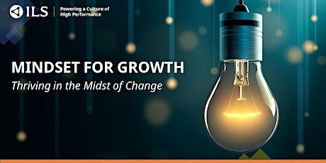 Mindset for Growth Workshop tickets