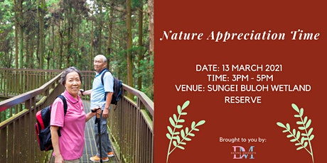 Nature Appreciation Time tickets
