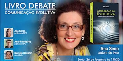 LIVE – Livro Debate: Comunicação Evolutiva