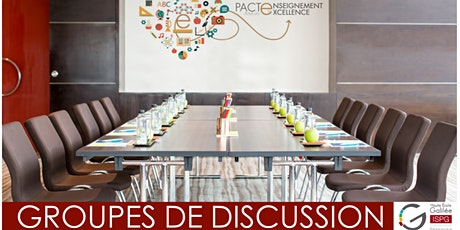 Groupe de discussion transition numérique tickets