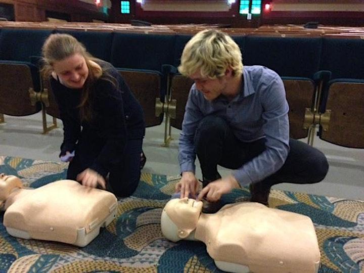 Cymorth Cyntaf (3 Diwrnod)/First Aid Course (3 day) image