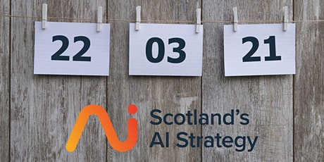 Launch of Scotland's AI Strategy tickets