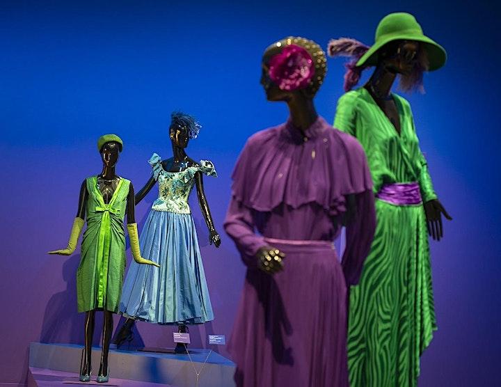 Afbeelding van Kunstmuseum presenteert: Webinar Mode in Kleur door Sophie Ketting
