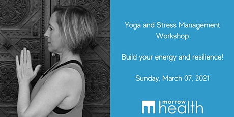 Yoga and Stress Management Workshop tickets
