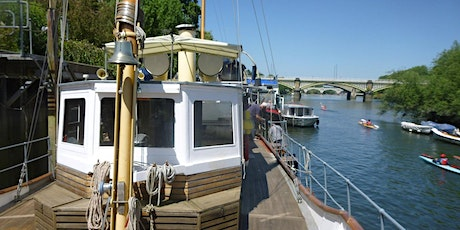A historic ship or boat as a home - the benefits and the challenges? tickets