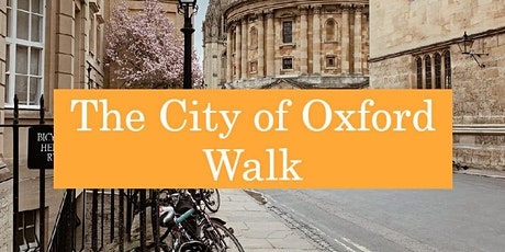 Guided Christian Heritage Walks: The Oxford Walk tickets