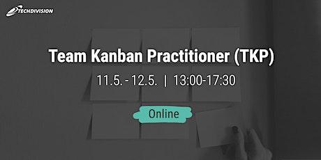 Team Kanban Practitioner (TKP) Tickets