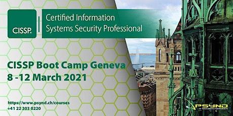 CISSP Preparation Boot Camp Geneva tickets