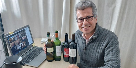 ONLINE-Schnuppertag: Einführung in die Weinwelt Tickets