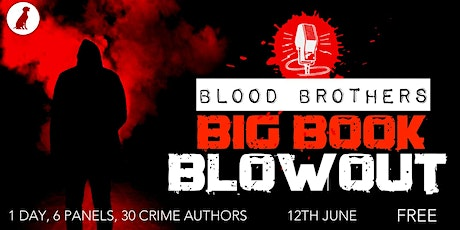 Blood Brothers Big Book Blowout 2021 tickets