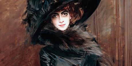 The Lady GAGA of La Belle Epoque: LUISA CASATI tickets