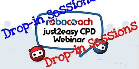 Malta Just2easy Robocoach drop-in sessions tickets