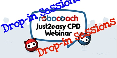 Malta Just2easy Robocoach Thursday drop-in sessions tickets
