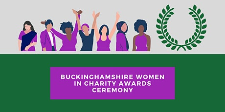 Buckinghamshire Women in Charity Awards ceremony tickets