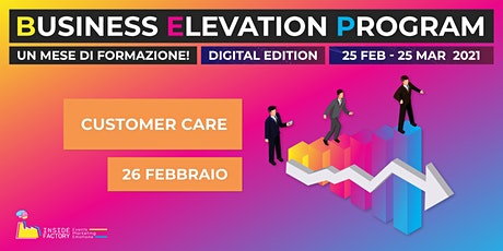 Customer Care | BEP Web Edition biglietti