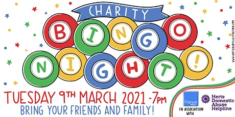 Eyes Down...... Bingo Night In Aid Of Herts Domestic Abuse Helpline tickets