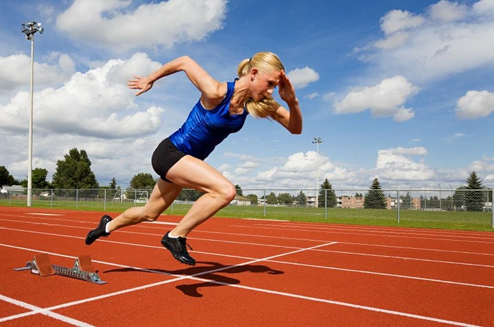 Essex Athletics Network Online Workshop;  Sprints & Hurdles image