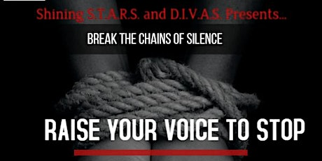 Breaking  The Chains of Silence: Human Trafficking Panel Discussion tickets