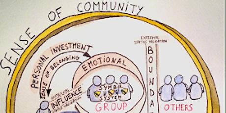 Community Dialogue on the 'Sense of Community' survey  - Final Part tickets