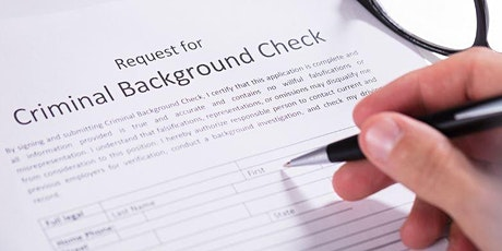 Webinar: Asking about criminal records and carrying out DBS checks tickets