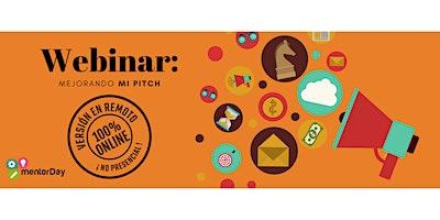 Webinar: Mejorando mi pitch