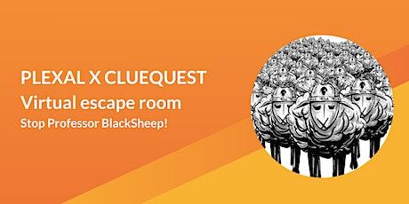 Plexal x clueQuest: virtual escape room tickets