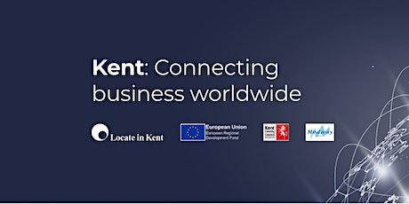 Ansiedlung in Kent für den optimalen Markteintritt in Großbritannien Tickets