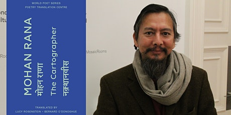 'The Cartographer' by Mohan Rana: Readings and Discussion tickets