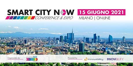 Smart City Now 2021 biglietti