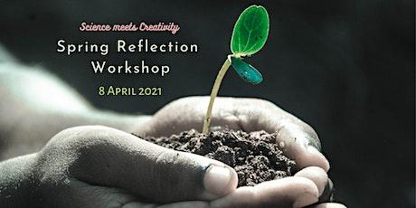 Spring Reflection online workshop tickets